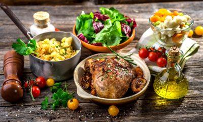 Zdrowy lunch to podstawa żywienia