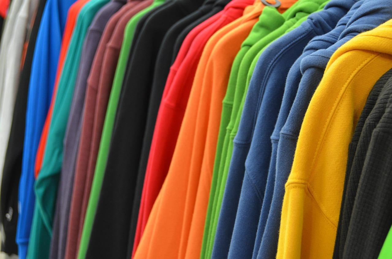 Sportowe męski bluzy