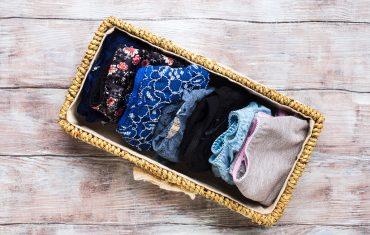 Idealne majtki dla kobiet
